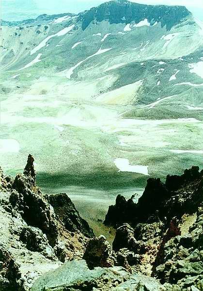 Самая высокая гора на территории